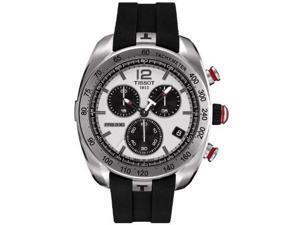 Tissot PRS 330 Chronograph Light Grey Mens Watch T0764171708700