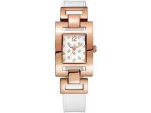 Tommy Hilfiger White Silicon Ladies Watch 1781073
