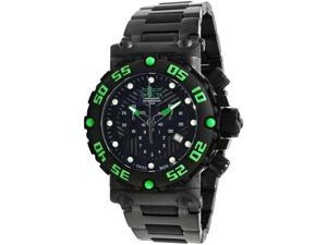 Invicta Subaqua Nitro Diver Chronograph Mens Watch 10049