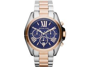 Michael Kors Bradshaw Two-Tone Chronograph Ladies Watch MK5606