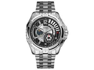 GUESS Dynamic Sport Automatic Mens Watch U20003G1