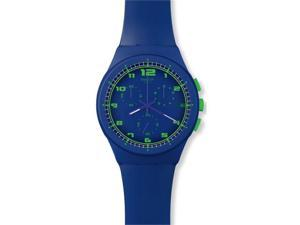 Swatch Blue C Unisex Watch SUSN400