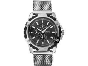 GUESS Stainless Steel Mesh Mens Watch U17531G1