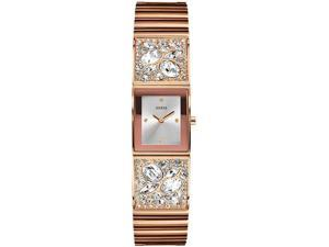 GUESS Rose Gold-Tone Ladies Watch U0002L4