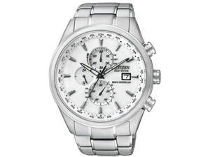 Citizen Mens World Chronograph A T AT8010 58B Watch