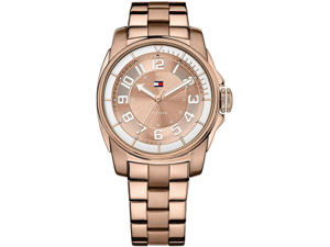 Tommy Hilfiger Rose Gold-Tone Ladies Watch 1781230