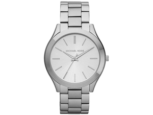 Michael Kors Slim Runway Stainless Steel Ladies Watch MK3178