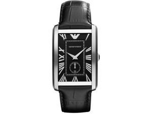 Emporio Armani Classic Leather Mens Watch AR1604