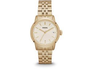 Fossil Townsman Gold-Tone Stainless Steel Mens Watch FS4821