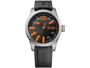 Hugo Boss Silicone Mens Watch 1513059