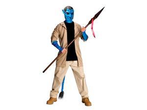 Avatar Deluxe Jake Sully Costume Adult Extra Large
