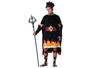 Hades Greek Mythology Costume Adult Standard