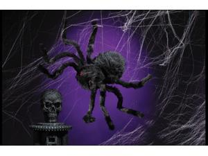 "Hoovering 21"" Plush Spider"