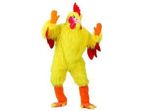 Funny Chicken Costume Adult Standard