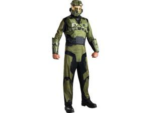 Adult Deluxe Master Chief Costume Rubies 888759