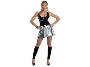 American Gladiators Hellga - Adult Small Costume