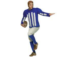 Adult Old Time Football Player Costume