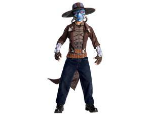 Star Wars Deluxe Cad Bane Costume Child Medium