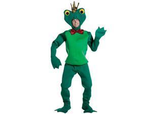 Frog Prince Costume - Adult