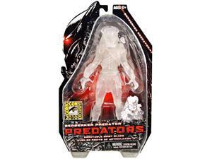 """Neca Comic Con Exclusive Predator Cloaked Berzerker 7"""" Figure"""