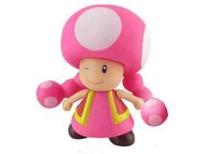 "Super Mario Brother PVC 4"" Figure Toadette"