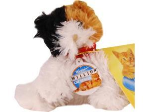 9 Lives Morris' Million Cat Rescue Plush Raggles