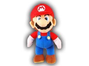 """Super Mario Bros Nintendo 7"""" Plush Wave 2 Mario"""