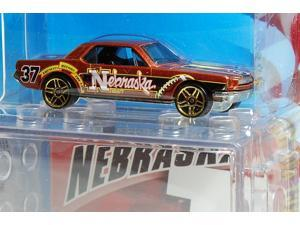 Hot Wheels Connect Cars '65 Ford Mustang Nebraska