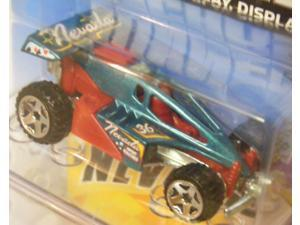 Hot Wheels Connect Cars Shock Factor Nevada