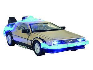 Back To The Future II Delorean 1/15 Scale Time Machine Replica