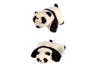 "My Plush Pillow Pet Large 18"" Square Comfy Panda Plush Pillow"