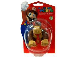"Super Mario Bros. Nintendo 2"" Wave 3 Figure Donkey Kong"