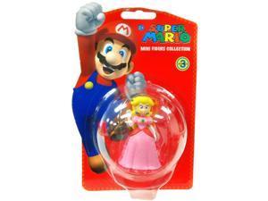 """Super Mario Bros. Nintendo 2"""" Wave 3 Figure Princess"""