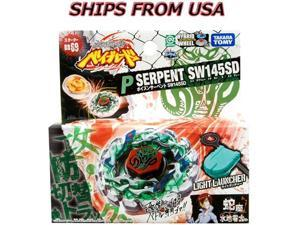 Beyblade Metal Poison Serpent SW145SD BB-69