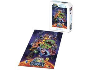 Super Mario Brothers Galaxy 550 Piece Puzzle