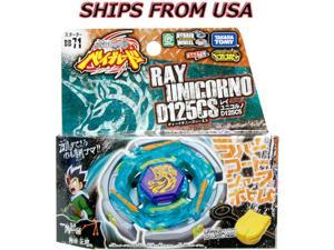 Beyblade Metal Starter Ray Unicorno D125CS BB-71