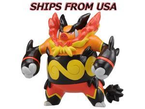 Pokemon Monster Collection Figure Enbuoh/Emboar M-19