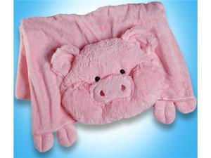 My Pillow Pets Pig Plush Blanket