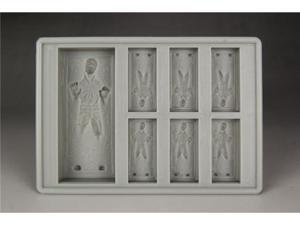 Kotobukiya Star Wars Carbonite Silicon Mold Tray - Han Solo