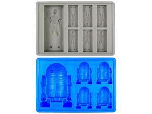 Kotobukiya Star Wars Mold Trays Set - R2-D2 & Han Solo