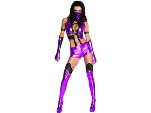 Mortal Kombat Sexy Mileena Adult Costume