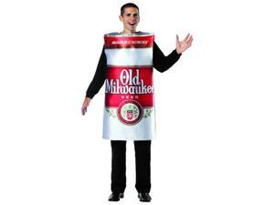 Old Milwaukee Beer Can Adult Costume