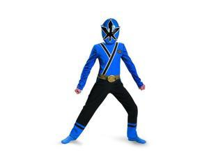 Power Ranger Blue Ranger Samurai Classic Child Costume