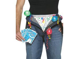 Party In My Pants Costume Adult Standard