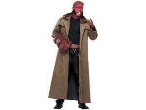 Adult Deluxe Hellboy Costume Rubies 888881
