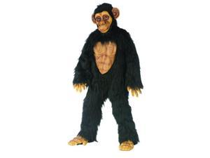 Complete Chimpanzee Costume for Boys