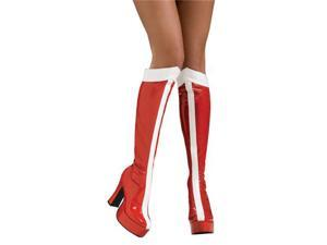 Wonder Woman Boots (Knee High) Costume Adult