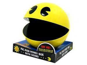 Pac-Man Moneybox Coin Bank With Sound