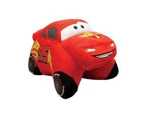 "My Pillow Pets Large 18"" Plush Pillow Cars Lightning McQueen"
