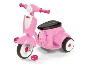 Radio Flyer Classic Pink Lights & Sound Trike